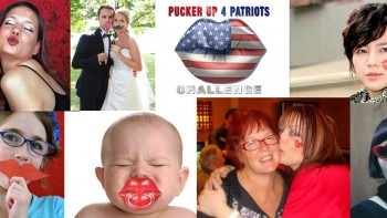 Permalink to: Pucker Up for Patriots Challenge